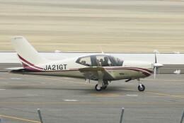 ピーチさんが、岡山空港で撮影した日本個人所有 TB-21 Trinidad TC GTの航空フォト(飛行機 写真・画像)
