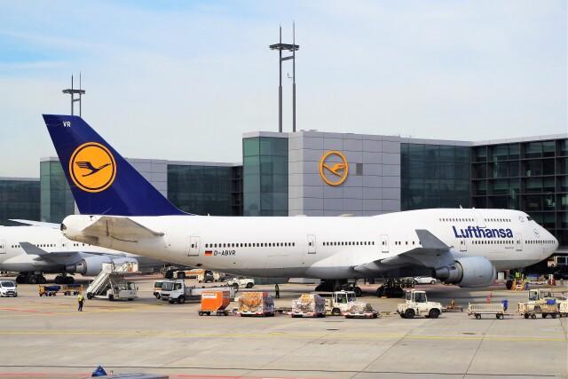 フランクフルト国際空港 - Frankfurt Airport [FRA/EDDF]で撮影されたフランクフルト国際空港 - Frankfurt Airport [FRA/EDDF]の航空機写真(フォト・画像)