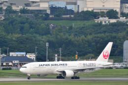 JPN_BASE21さんが、福岡空港で撮影した日本航空 777-289の航空フォト(飛行機 写真・画像)