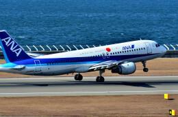 航空フォト:JA8392 全日空 A320