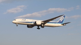 raichanさんが、成田国際空港で撮影した全日空 787-9の航空フォト(飛行機 写真・画像)