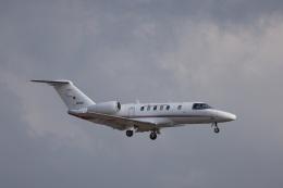 MIRAGE E.Rさんが、米子空港で撮影した国土交通省 航空局 525C Citation CJ4の航空フォト(飛行機 写真・画像)