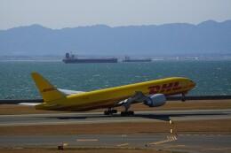カメラマンあきさんが、中部国際空港で撮影したカリッタ エア 777-F1Hの航空フォト(飛行機 写真・画像)