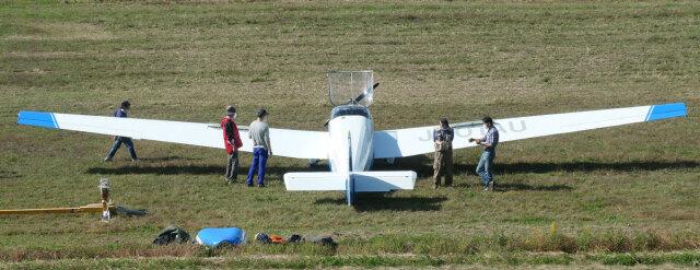 Charlie-Yankeeさんが、関宿滑空場で撮影した日本法人所有 SF-25C Falkeの航空フォト(飛行機 写真・画像)