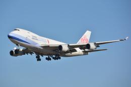 アルビレオさんが、成田国際空港で撮影したチャイナエアライン 747-409F/SCDの航空フォト(飛行機 写真・画像)