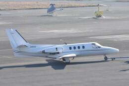 ヨッシさんが、岡南飛行場で撮影した日本法人所有 501 Citation I/SPの航空フォト(飛行機 写真・画像)
