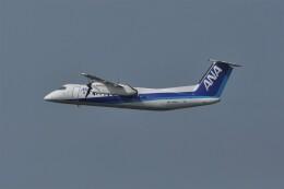 kumagorouさんが、羽田空港で撮影したANAウイングス DHC-8-314Q Dash 8の航空フォト(飛行機 写真・画像)