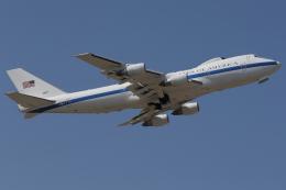 Talon.Kさんが、横田基地で撮影したアメリカ空軍 E-4B (747-200B)の航空フォト(飛行機 写真・画像)