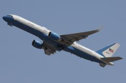 Talon.Kさんが、横田基地で撮影したアメリカ空軍 VC-32A (757-2G4)の航空フォト(飛行機 写真・画像)