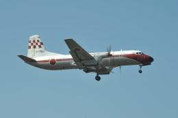 ヨッちゃんさんが、入間飛行場で撮影した航空自衛隊 YS-11-103FCの航空フォト(飛行機 写真・画像)