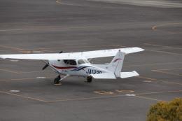 flyflygoさんが、岡南飛行場で撮影した岡山航空 172R Skyhawk IIの航空フォト(飛行機 写真・画像)