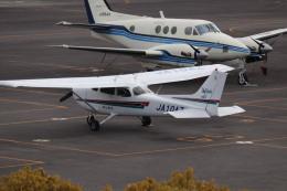 flyflygoさんが、岡南飛行場で撮影した岡山航空 172R Skyhawkの航空フォト(飛行機 写真・画像)