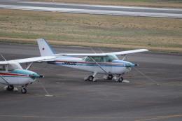 flyflygoさんが、岡南飛行場で撮影した日本個人所有 172P Skyhawk IIの航空フォト(飛行機 写真・画像)
