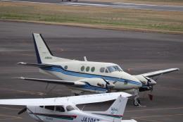 flyflygoさんが、岡南飛行場で撮影した日本個人所有 C90A King Airの航空フォト(飛行機 写真・画像)
