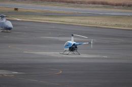 flyflygoさんが、岡南飛行場で撮影した日本法人所有 R22 Betaの航空フォト(飛行機 写真・画像)