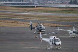 flyflygoさんが、岡南飛行場で撮影したオートパンサー EC130B4の航空フォト(飛行機 写真・画像)