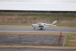 flyflygoさんが、岡南飛行場で撮影した日本個人所有 PA-28-161 Warrior IIの航空フォト(飛行機 写真・画像)