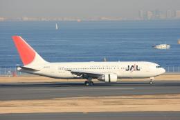 kahluamilkさんが、羽田空港で撮影した日本航空 767-246の航空フォト(飛行機 写真・画像)