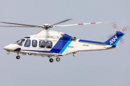 T spotterさんが、名古屋飛行場で撮影したオールニッポンヘリコプター AW139の航空フォト(飛行機 写真・画像)