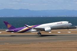 航空フォト:HS-THB タイ国際航空 A350-900