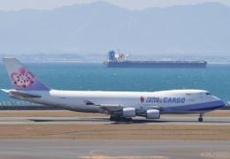 goshiさんが、中部国際空港で撮影したチャイナエアライン 747-409F/SCDの航空フォト(飛行機 写真・画像)