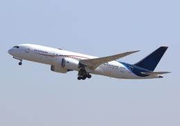 関西国際空港 - Kansai International Airport [KIX/RJBB]で撮影されたコムルックス・アルバ - Comlux Aruba [CXB]の航空機写真