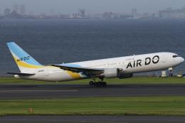 ちゅういちさんが、羽田空港で撮影したAIR DO 767-33A/ERの航空フォト(飛行機 写真・画像)