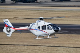 Mizuki24さんが、名古屋飛行場で撮影した静岡エアコミュータ EC135T2の航空フォト(飛行機 写真・画像)