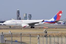 Timothyさんが、成田国際空港で撮影したネパール航空 A330-243の航空フォト(飛行機 写真・画像)