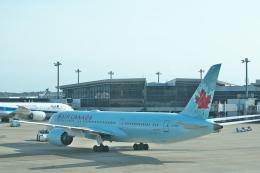 サイパンだ!さんが、成田国際空港で撮影したエア・カナダ 787-9の航空フォト(飛行機 写真・画像)