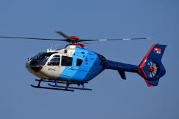 Mizuki24さんが、名古屋飛行場で撮影した中日新聞社 EC135P2の航空フォト(飛行機 写真・画像)