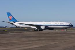 kinsanさんが、シドニー国際空港で撮影した中国南方航空 A330-323Xの航空フォト(飛行機 写真・画像)