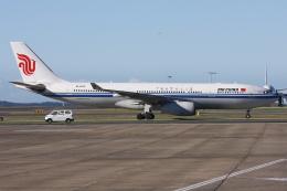 kinsanさんが、シドニー国際空港で撮影した中国国際航空 A330-243の航空フォト(飛行機 写真・画像)