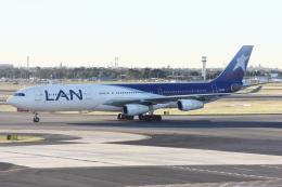 kinsanさんが、シドニー国際空港で撮影したラン航空 A340-313Xの航空フォト(飛行機 写真・画像)