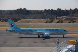 KOKI_ANA-Brussels767さんが、成田国際空港で撮影した大韓航空 BD-500-1A11 CSeries CS300の航空フォト(飛行機 写真・画像)