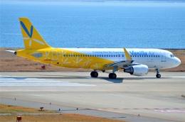 amagoさんが、関西国際空港で撮影したバニラエア A320-214の航空フォト(飛行機 写真・画像)