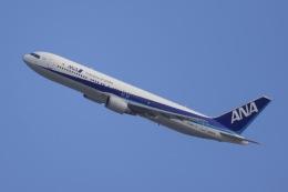 KOKI_ANA-Brussels767さんが、伊丹空港で撮影した全日空 767-381/ERの航空フォト(飛行機 写真・画像)