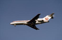 JAパイロットさんが、成田国際空港で撮影した日本航空 727-46の航空フォト(飛行機 写真・画像)