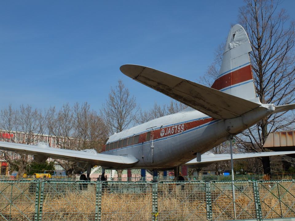 Smyth Newmanさんの日本国内航空 De Havilland DH.114 Heron (JA6159) 航空フォト