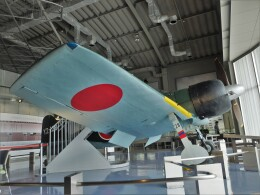 Smyth Newmanさんが、筑前町立大刀洗平和記念館で撮影した日本海軍 Zero 32/A6M3の航空フォト(飛行機 写真・画像)