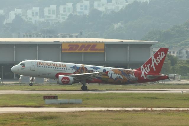 ペナン国際空港 - Penang International Airport [PEN/WMKP]で撮影されたペナン国際空港 - Penang International Airport [PEN/WMKP]の航空機写真(フォト・画像)