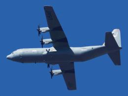 丸めがねさんが、横田基地で撮影したアメリカ空軍 C-130J-30 Herculesの航空フォト(飛行機 写真・画像)