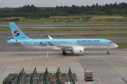 神宮寺ももさんが、成田国際空港で撮影した大韓航空 A220-300 (BD-500-1A11)の航空フォト(飛行機 写真・画像)