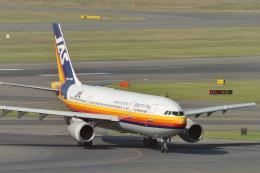 senyoさんが、羽田空港で撮影した日本エアシステム A300B4-203の航空フォト(飛行機 写真・画像)