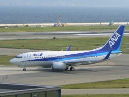 yossiさんが、関西国際空港で撮影した全日空 737-781の航空フォト(飛行機 写真・画像)