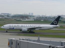 yossiさんが、伊丹空港で撮影した全日空 777-281の航空フォト(飛行機 写真・画像)