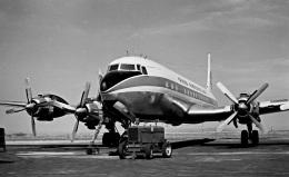 Y.Todaさんが、羽田空港で撮影したパンアメリカン航空 DC-7C Seven Seasの航空フォト(飛行機 写真・画像)