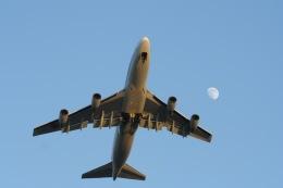 t.anrakuさんが、宮崎空港で撮影した全日空 747-481(D)の航空フォト(飛行機 写真・画像)