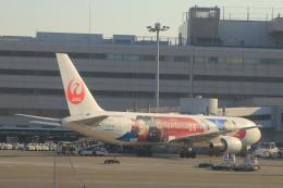 しかばねさんが、羽田空港で撮影した日本航空 767-346/ERの航空フォト(飛行機 写真・画像)
