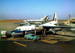 Y.Todaさんが、羽田空港で撮影した全日空 F27-223 Friendshipの航空フォト(飛行機 写真・画像)